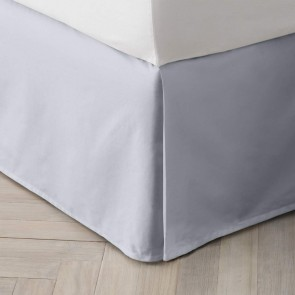 Organic Cotton 300TC Percale Double Bed Skirt by Sheridan