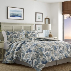 Roast Coast Printed Quilt Cover Set by Tommy Bahama