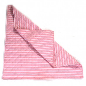 Rose Multi-Stripe Wigwam Set by Petit