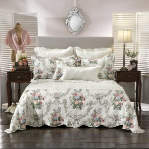 Rosedale King Single Bedspread Set by Bianca