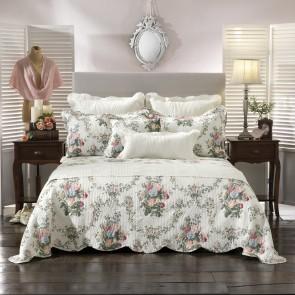 Rosedale Queen Bedspread Set by Bianca