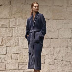 Royal Navy Elissa Womens Spa Robe by Sheridan