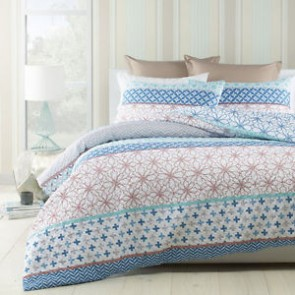 Wallace Queen Quilt Cover Set by Phase 2