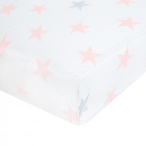 Doll Classic Muslin Fitted Cot Sheet