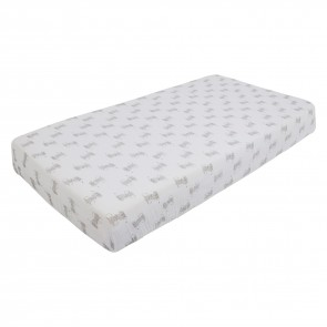 Safari Babes - Elephant Classic Muslin Fitted Cot Sheet