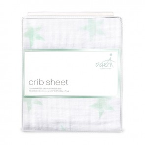 Dream Classic Muslin Fitted Cot Sheet - Aden by Aden and Anais
