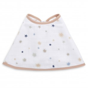 Essentials To The Moon Burpy Bib Single by Aden and  Anais