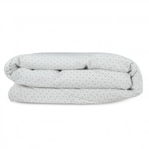 Scandi Grey King Quilt Cover Set  by Scout