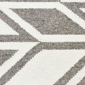 Scandi Geo Arrow Wool Rug by Rug Culture