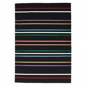 Scandi Geo Stripe Wool Rug by Rug Culture- 225x155cm