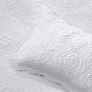 Cordelia White Queen Bedspread Set by Bianca