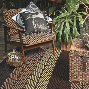 Seattle Plastic Outdoor Rug by FAB Rugs