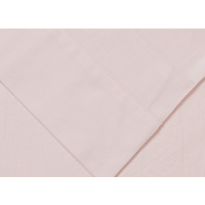Vintage Washed Cotton Blush Sheet Set by Accessorize