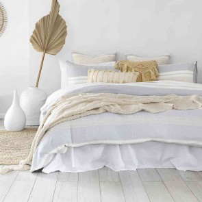 Silow Quilt Cover Set by Bambury