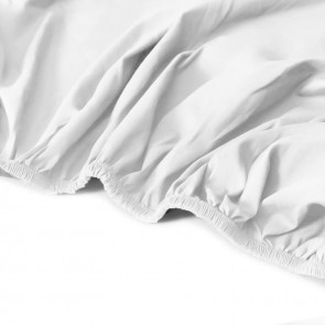 King 1200TC Premium Cotton Rich Fitted Sheet by Park Avenue