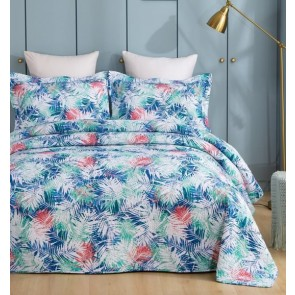 Spring Bouquet Bedspread by Classic Quilts