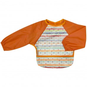 Silly Billyz Wipe Clean Long Sleeve Bib