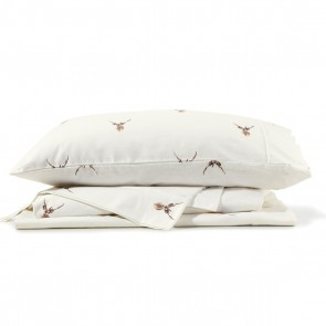 Stag Cotton Flannelette Sheet Sets by Bianca