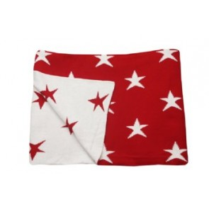 Bright Star 100% Cotton Cot Blanket by Jacob & Bonomi