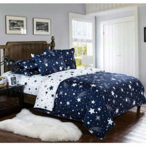 Stars Doona Quilt Cover Set by Fabric Fantastic