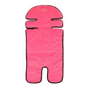 Stroller Liner Micro Fleece Hot Pink by Babyhood cs