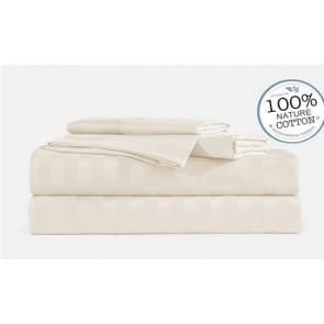 Ivory Stripe 1000TC