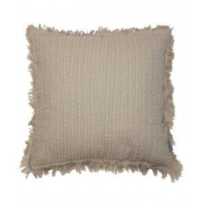Tali Taupe Cushion by MM linen