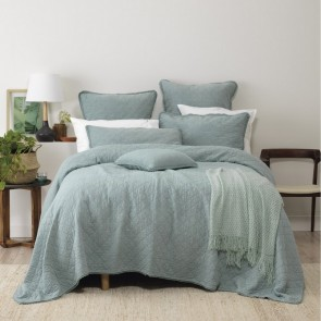 Tameeka Jade Super King Coverlet Set by Bianca