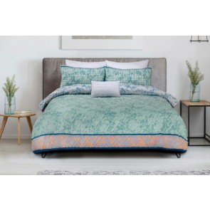 Tangier Quilt Cover Set by Ardor Boudoir