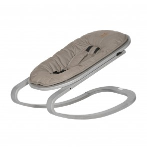 Taupe Grey Wash Up Bouncer by Kidsmill