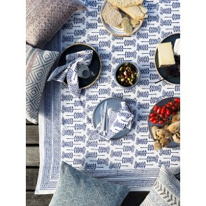 Tehni Table Cloth by Linen and Moore Extra Large CS