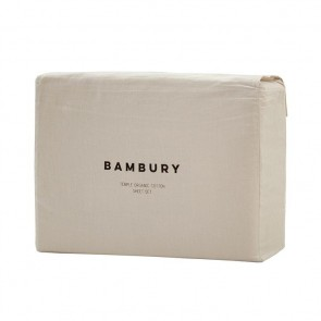 Temple Queen Organic Sheet Sets by Bambury