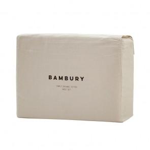 Temple King Single Organic Sheet Sets by Bambury