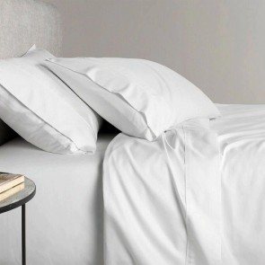 Tencel™ Lyocell Fibre White King Sheet Set by Sheridan cs