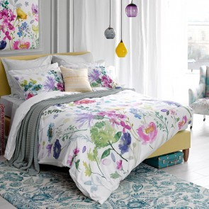 Tetbury Queen Quilt Cover Set by Bluebellgray