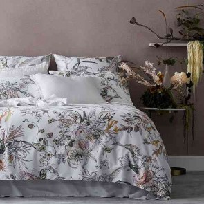 The Botanist Grandiflora Quilt Cover Set by Sheridan