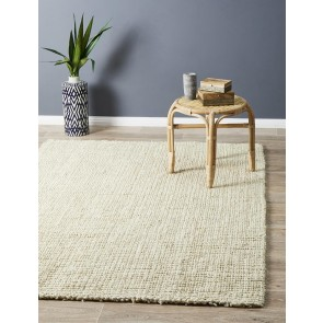 Torpoint Chunky Weave Jute Rug by Rug Culture