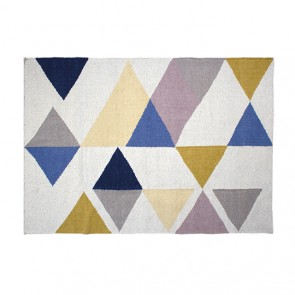 Trikona Rug by Bambury