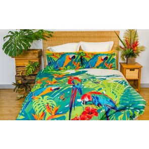 Tropica King Quilt Cover Set by Retro Home