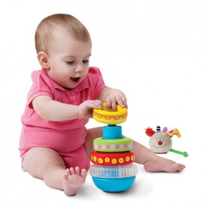 Kooky Stacker by TAF Toys