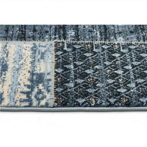 Turkish Made Neo Patchwork Designer Rug by Unitex