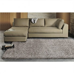 Ultra Thick Super Soft Shag Rug in Rock by Unitex