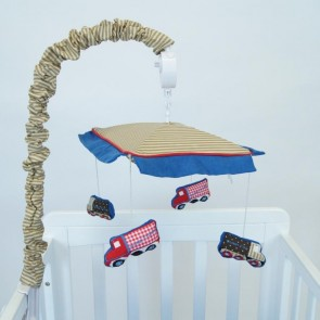 Under Construction Baby Bedding by Amani Bebe