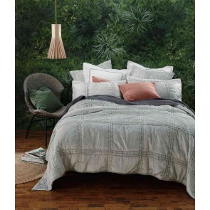 Velutto Coverlet Set by MM Linen