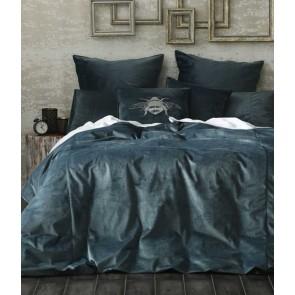 Velvet King Quilt Cover Set by MM Linen