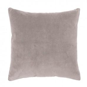 Velvet European Pillowcase Dove by Bambury