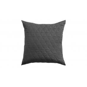 Smithfield Cream Vivid Coordinate European Pillowcase by Bianca