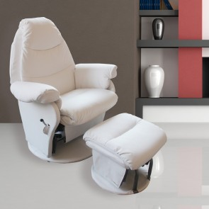 Vogue Feeding Glider Chair by Babyhood