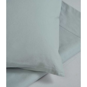 Washed Cotton Super King Sheet Set by MM Linen