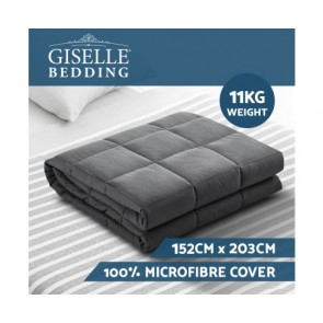 11kg Giselle Weighted Blanket by Giselle Bedding